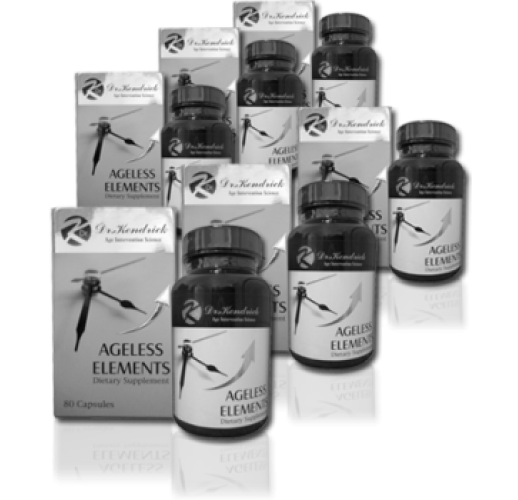 Ageless Elements 6-Pack Offer $116 USD off